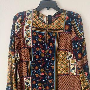 Zara Maxi Dress small